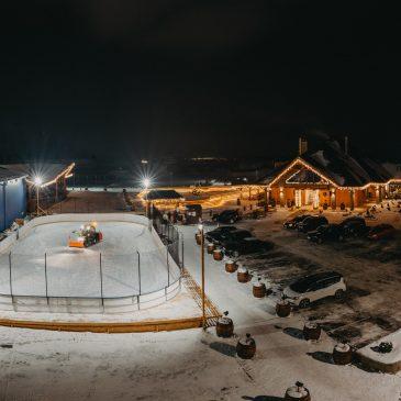 Klzisko a ľadová dráha