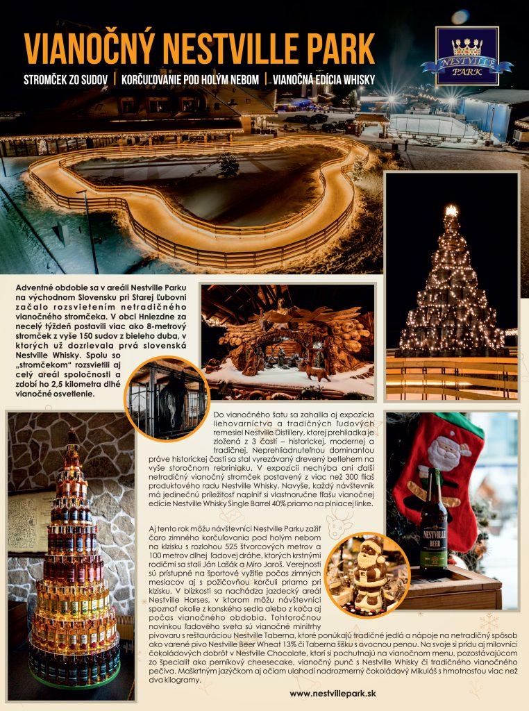 Vianočný Nestville Park